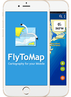 Outdoor GPS Maps Apps for Android & iPhone | FlyToMap